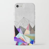 nature iPhone & iPod Cases featuring Colorflash 3 by Mareike Böhmer