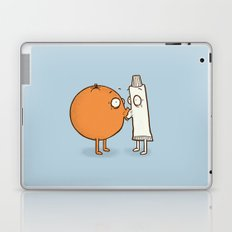 First and Last Kiss Laptop & iPad Skin