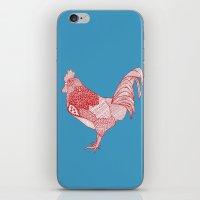 Redcock iPhone & iPod Skin