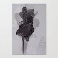 Leaf Two Canvas Print