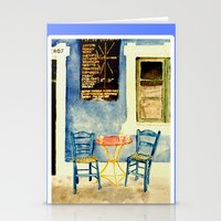 Greek Memories No. 2 Stationery Cards