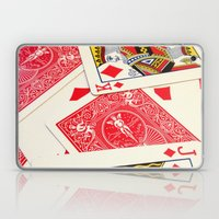 Deck of Cards Laptop & iPad Skin