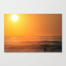 Soul surfer Canvas Print
