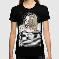 I'm not like them, but i can pretend. -  Kurt c Womens Fitted Tee Black SMALL