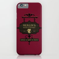 Camelot's One Stop Magic… iPhone 6 Slim Case