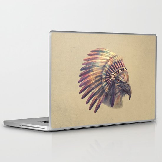 Eagle Chief Laptop & iPad Skin