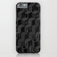 SUPER MARIO BLOCK-OUT! iPhone 6 Slim Case