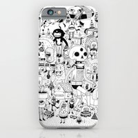 iPhone Cases featuring US AND THEM  by ALVAREZ