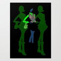 The Rule Of Three Art Print