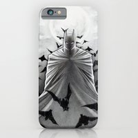 iPhone Cases featuring Night by Puddingshades