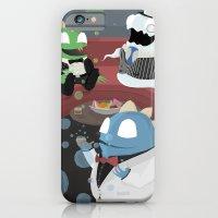 Bubble Bobble Cocktail P… iPhone 6 Slim Case