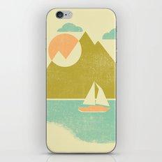 Lost Lake iPhone & iPod Skin