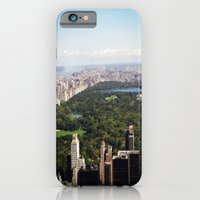iPhone & iPod Case featuring New York  by Elle