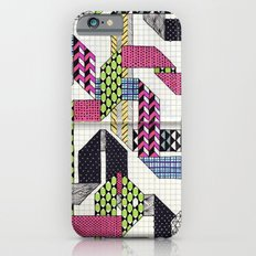 Ribbons with Patterns iPhone 6s Slim Case