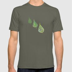 pattern 4 Mens Fitted Tee Lieutenant SMALL