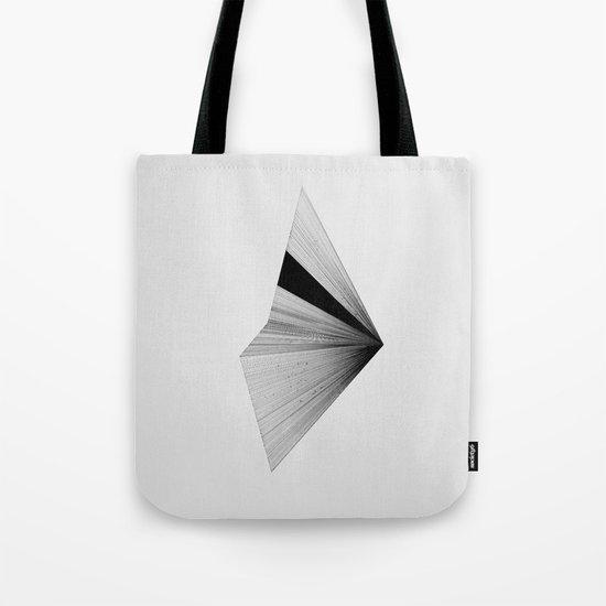Half 2 Tote Bag