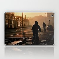 Foggy City Laptop & iPad Skin