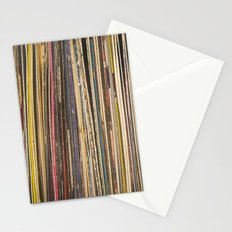Records Stationery Cards