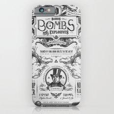 Legend of Zelda Bomb Advertisement Poster Slim Case iPhone 6s