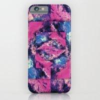Watercolor Trip iPhone 6 Slim Case