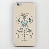 TIOH ONE iPhone & iPod Skin