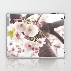 cherry flower tree Laptop & iPad Skin