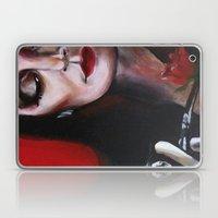 Morticia Addams Laptop & iPad Skin