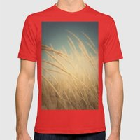 Somewhere Only We Know Mens Fitted Tee Red SMALL