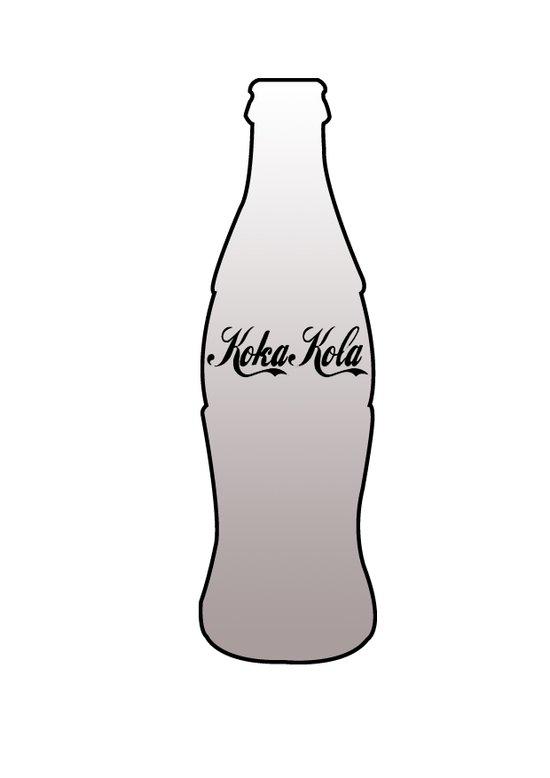 Koka Kola Art Print