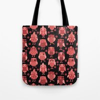 Lil whatsapp Owl Tote Bag