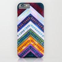 Adele Chevron {1A} iPhone 6 Slim Case