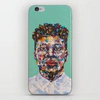 Mick Jenkins iPhone & iPod Skin