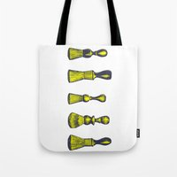 Clean-Shaven Tote Bag