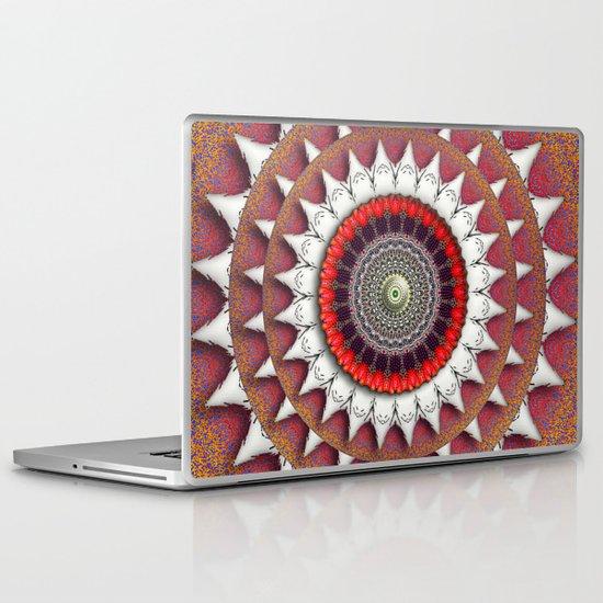 Moonflower Laptop & iPad Skin