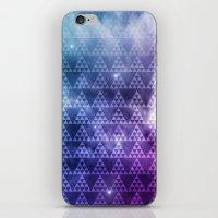 Galaxy Fade iPhone & iPod Skin
