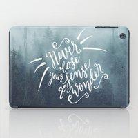 Never Lose  iPad Case