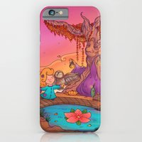My wise friend and I iPhone 6 Slim Case