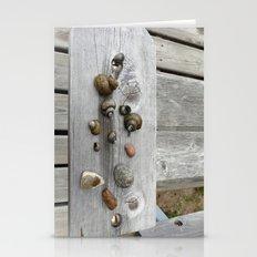 Snail Shells Stationery Cards