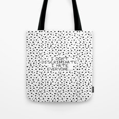 Everyone Tote Bag