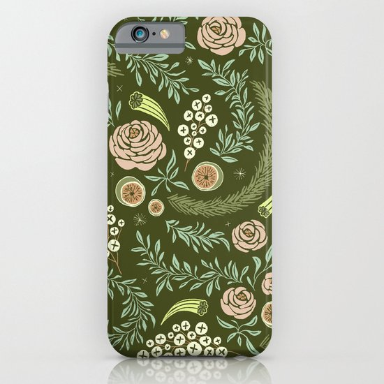 Spring's Dawn Floral iPhone & iPod Case