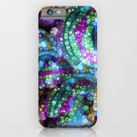 glitter iPhone & iPod Cases featuring Glitter by Joke Vermeer