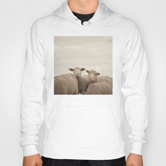 Smiling Sheep  Hoody