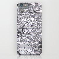Doodle iPhone 6 Slim Case