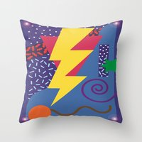 Save By The Bell Throw Pillow