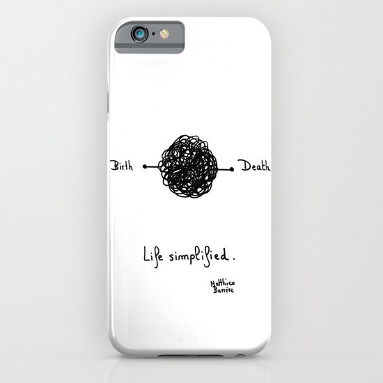 #26 iPhone & iPod Case