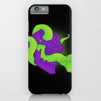 Neon Death iPhone 6 Slim Case