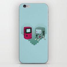 BMO IN LOVE iPhone & iPod Skin