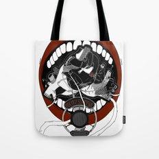 Poetry Slam  Tote Bag