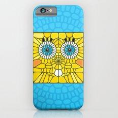 Spongebob Voronoi iPhone 6s Slim Case