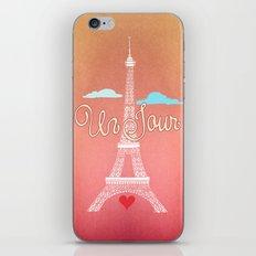 Un Jour iPhone & iPod Skin